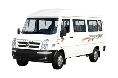 11 Seater Tempo Traveller, Hire 11 Seater Tempo Traveller on Rent