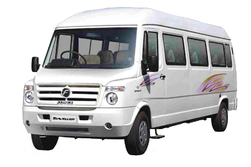14 Seater Tempo Traveller, Hire 14 Seater Tempo Traveller in Jaipur
