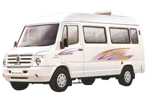 8 Seater Luxury Tempo Traveller 1x1