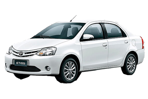 Etios Car Rental in Jaipur | Etios Economy Car Rental Service
