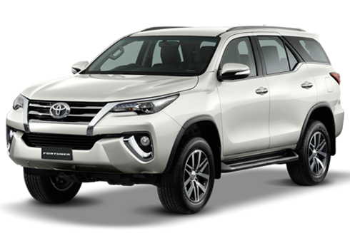 Toyota Fortuner Car for Rent in Jaipur