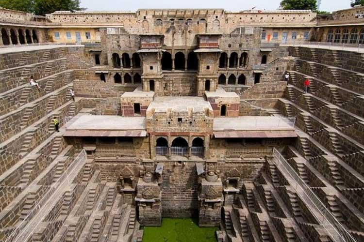 Jaipur Abhaneri Same Day Tour | Jaipur Abhaneri Tour