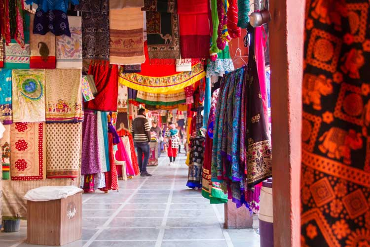 Jaipur Shopping Tour, Jaipur Shopping, shopping places in Jaipur