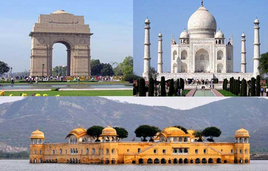 Golden Triangle Tour | Delhi Agra Jaipur Tour