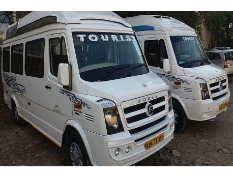 Tempo Travellers in Jaipur, Hire Tempo traveller in Jaipur